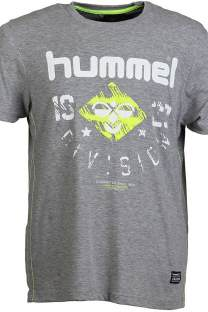 Hummel Auden Men's Tee grey