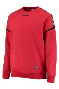 Hummel Core Cotton Hoodie true red