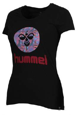 Hummel QUINTESS TEE medium melange Women