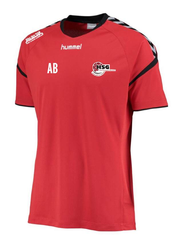 Hummel Authentic Charge Poly Trikot HSG