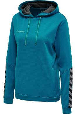 HMLAUTHENTIC POLY HOODIE WOMEN