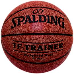 Spalding NBA Street black