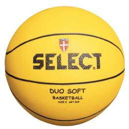 Select Duo Soft Basketball